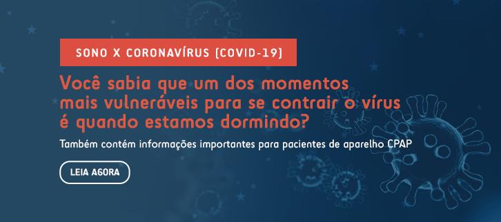 Artigo sobre CoronaVirus e Sono